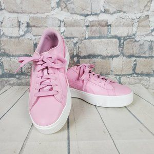 Puma Platform Sneakers Pink Size 9 Fit as 9.5